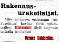 Uusi Heinolan Sanomat 19.8.1916